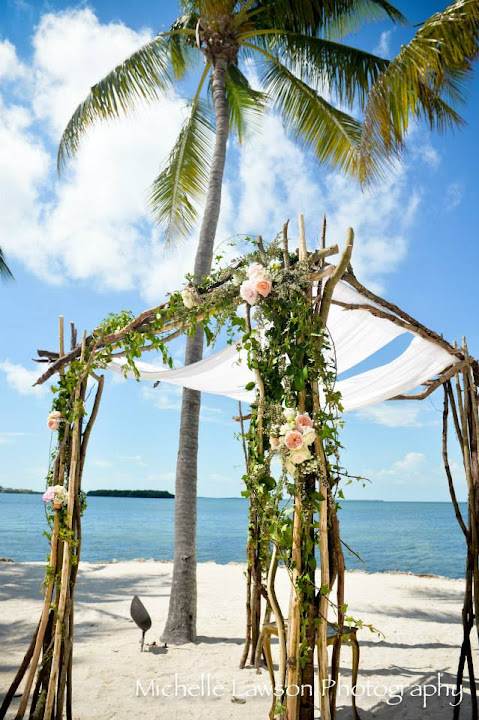 Rustic Amp Vintage Beach Wedding In Florida Fl Keys Wedding