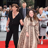 ENTSIMAGES.COM - Miranda Hart and Melissa McCarthy at the Spy - UK film premiere Odeon Leicester Square London 27th May 2015 Photo Mobis Photos/OIC 0203 174 1069