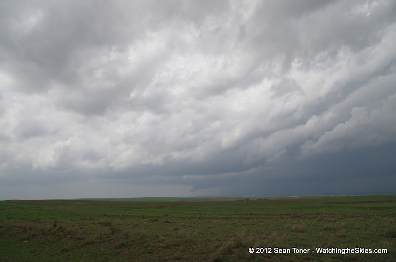 04-14-12 Oklahoma & Kansas Storm Chase - High Risk - IMGP0368.JPG