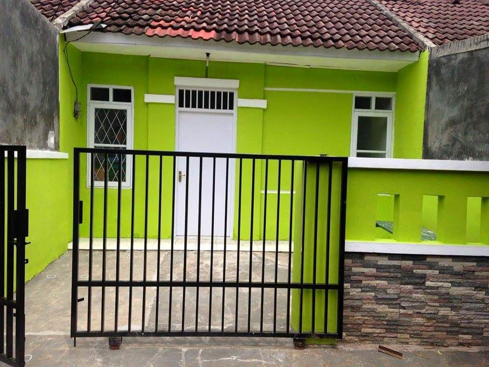 Informasi Jual Tanah Atau Rumah Di Jual Rumah Btr 2 Bekasi
