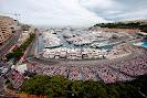 Monaco F1 circuit overview