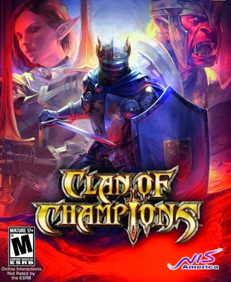 Cover Of Clan Of Champions (2012) Full Latest Version PC Game Free Download Resumable Links at Alldownloads4u.Com