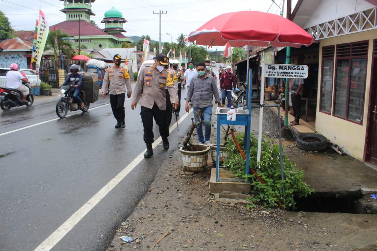 Kabupaten Madina Kini Memiliki Desa Gogo dari Mitra Polres Madina