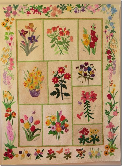 Wynnes quilt