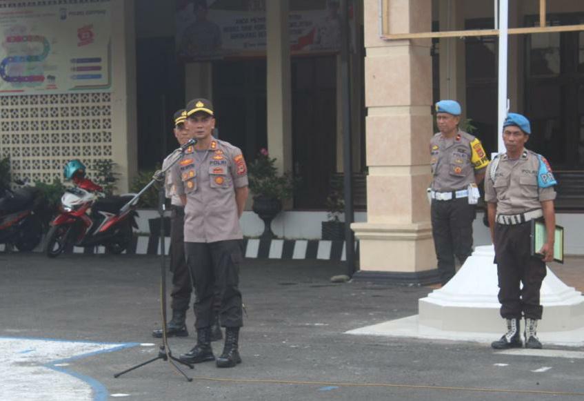 Kapolres Soppeng Jamin Keamanan Warga Papua