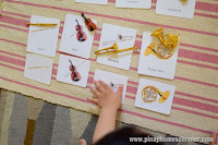 Montessori Inspired Activity: Musical Instruments