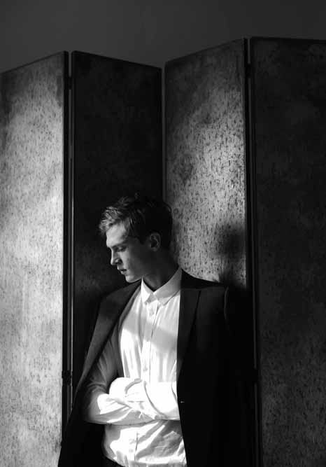 Mathias Lauridsen @ NY Models by Ethan James Green (@ Ford) for VMan.com, February 2012.