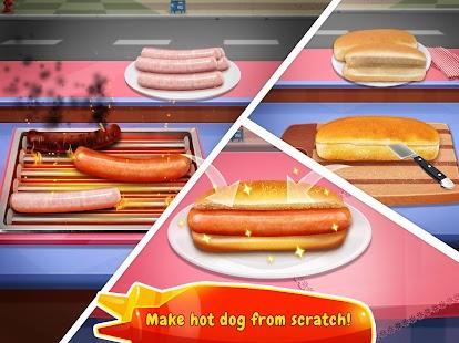SUPER Hot Dog Food Truck