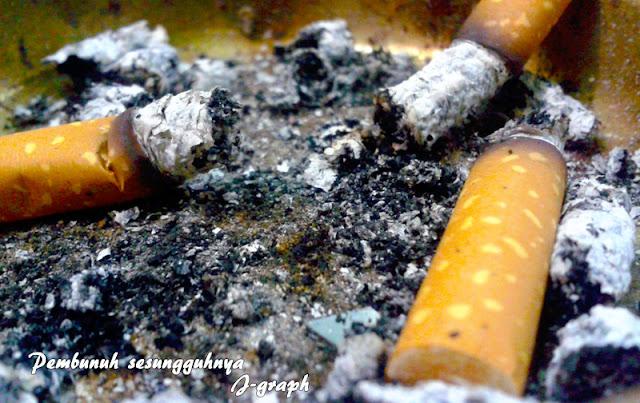 Rokok pembunuh