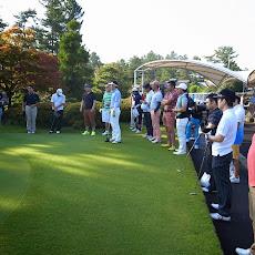 20140923 第1回経鐘会ゴルフコンペ