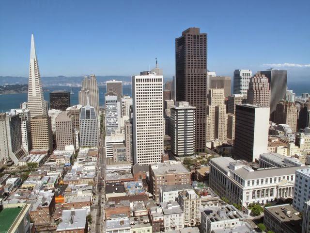 San Francisco: Distrito Financiero