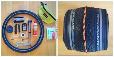 herramientas-viaje-bicicleta-plegable-camino-de-santiago