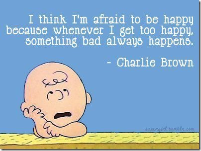 Charlie Brown Happy Mentality