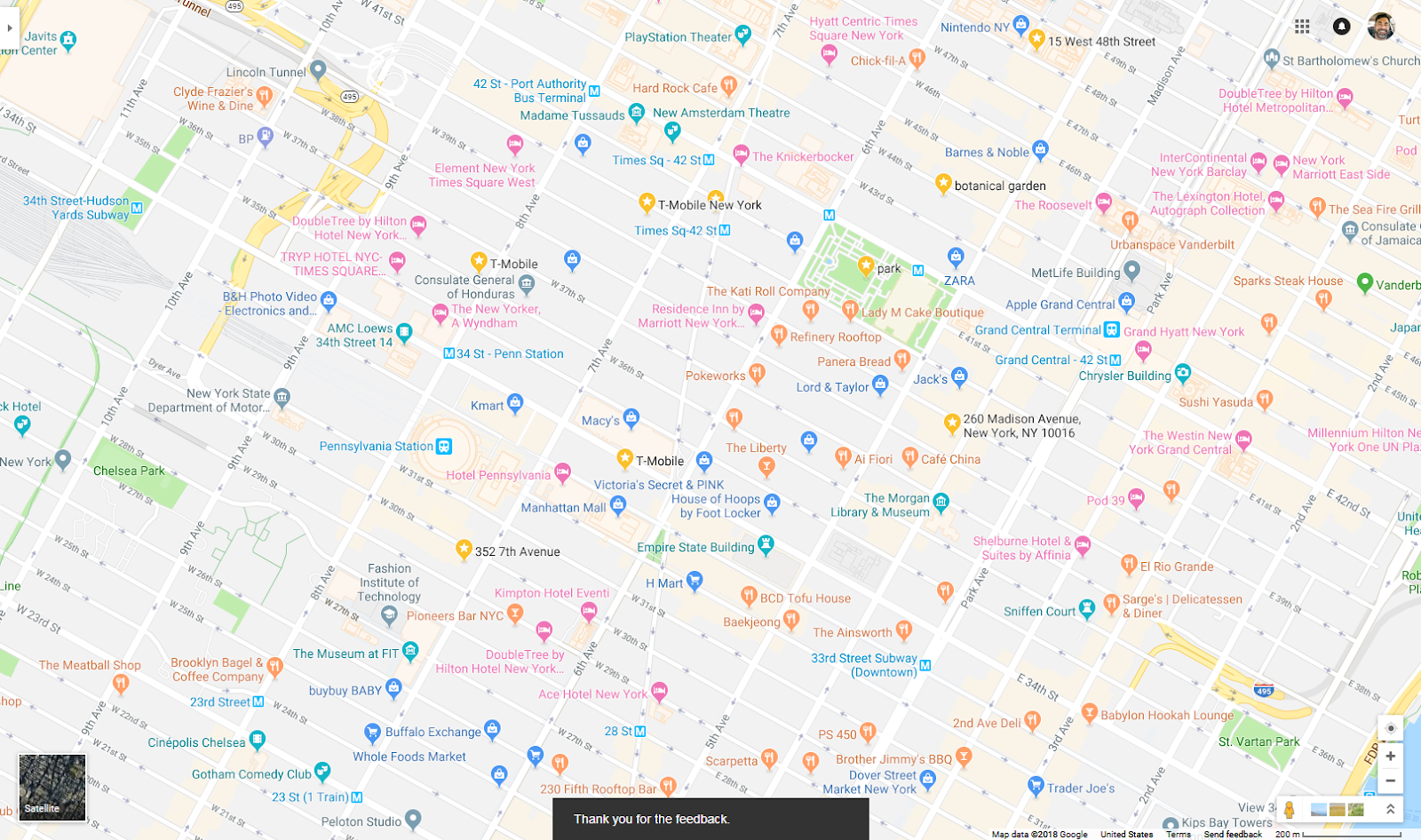 Maps Is Unusable Google Product Forums - Been there map