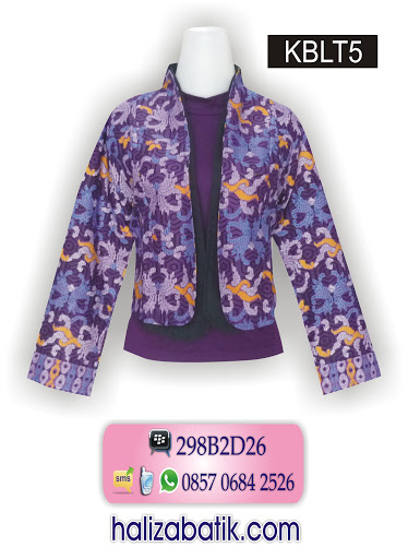 grosir batik pekalongan, jual baju batik murah, batik modern wanita, model baju batik wanita modern