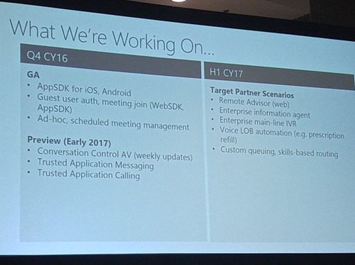 Matt Landis Windows PBX & UC Report: Matt's #MSIgnite 2016 Skype for