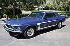 Restored 1969 Ford Mustang SportsRoof Boss 302 Accents AC PDB PS