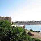 View from Sultan Bey (El Gouna)