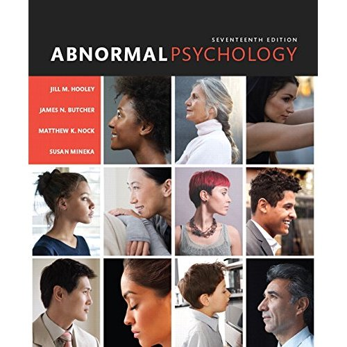 Edition abnormal psychology 7th pdf an approach integrative
