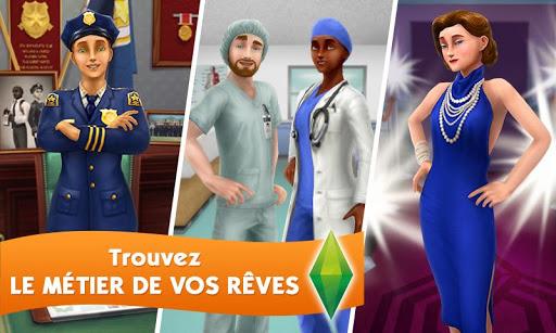 Les Simsu2122  FreePlay  captures d'u00e9cran 2