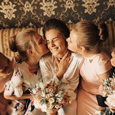 Wedding photographer Valentina Zharova (TinaZharova). Photo of 21.07.2018