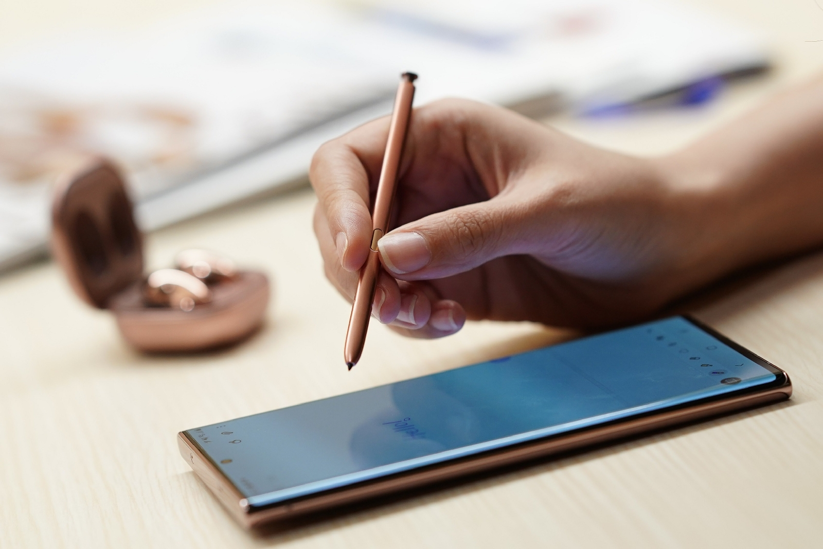 5 เหตุผล ทำไมถึงต้องเปลี่ยนมาใช้ Samsung Galaxy Note20