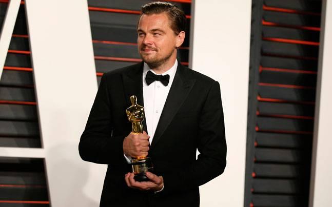 oscar 2016 Leo DiCaprio