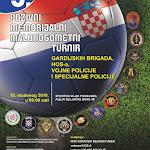 "5.TURNIR Gardijskih brigada, HOS-a"" Vojne policije i specijalne policije"