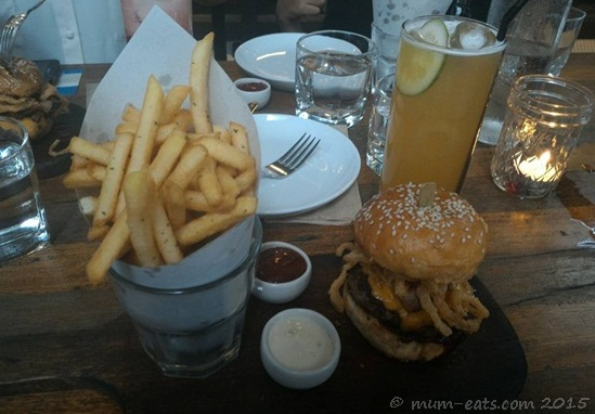 foodie adventures, burgers, restaurants