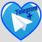 Telegram+ Worldwide icon