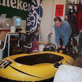 Gumboot - Roeiwedstrijd Boreas