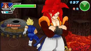 NOVO!! MOD DRAGON BALL AF TENKAICHI TAG TEAM (ANOMALIAS) PARA ANDROID E PC PPSSPP + DOWNLOAD
