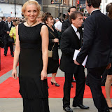 OIC - ENTSIMAGES.COM - Amanda Abbington at the The Olivier Awards in London 12th April 2015  Photo Mobis Photos/OIC 0203 174 1069