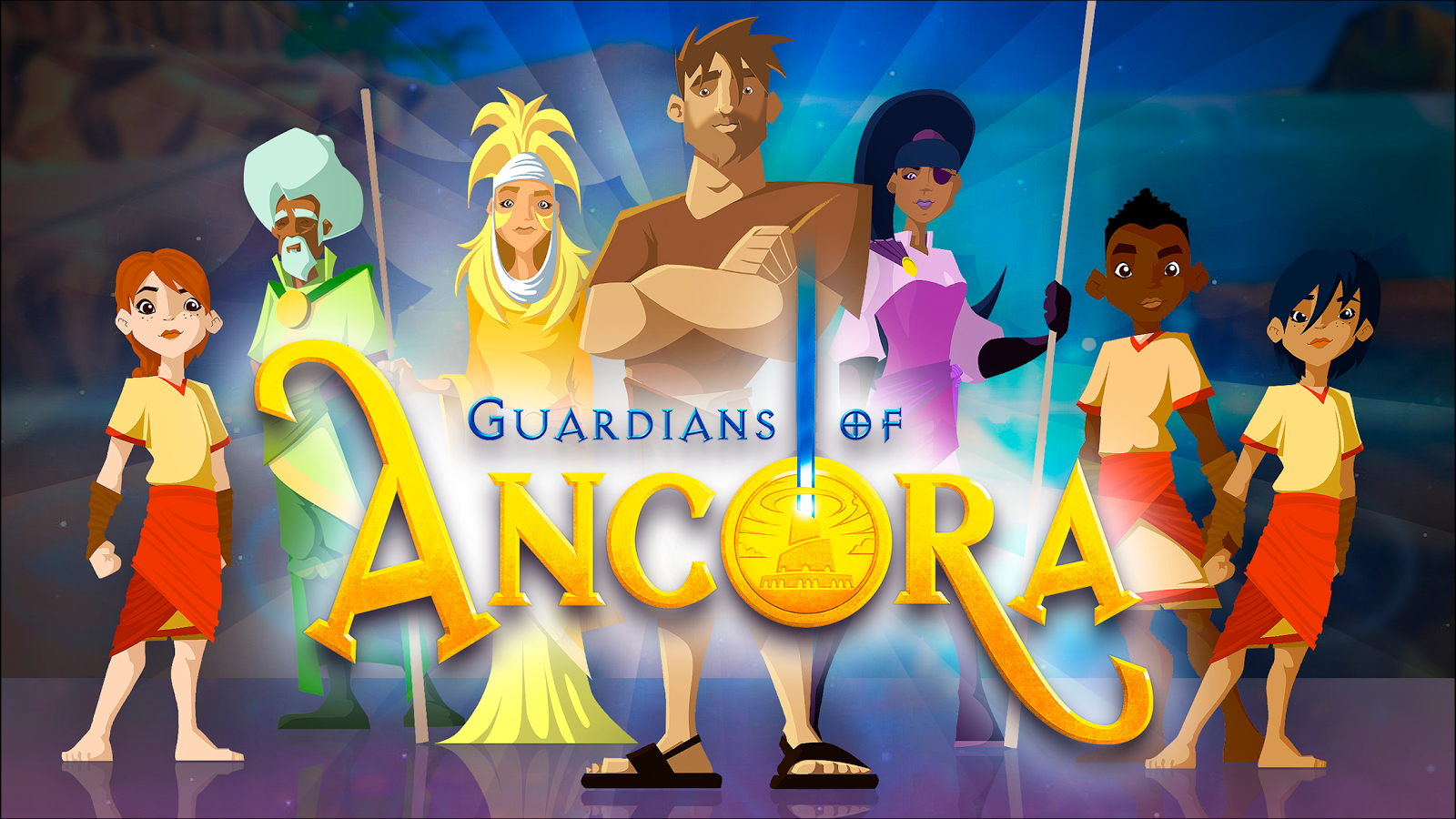 Guardians of Ancora- screenshot