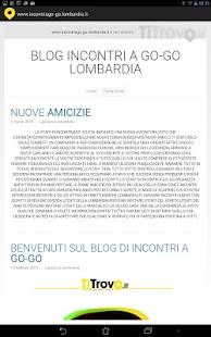 incontri lombardy italy Salerno