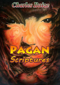 Cover of Charles Baize's Book Pagan Scriptures