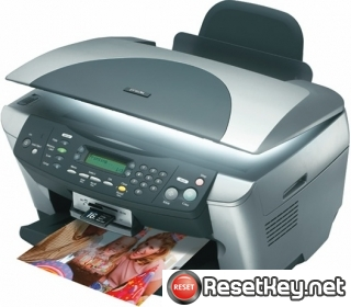 Reset Epson RX510 Waste Ink Counter overflow error