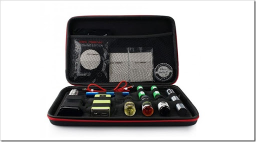 authentic coil master multi functional convienent bag 1 thumb%25255B2%25255D - 【小物】なんでも入る超デカバッグ「Coil Master Kbag」レビュー?