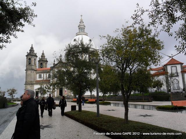 Santuario do Sameiro, Braga, Parque Nacional Peneda-Gerês