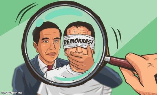 YLBHI: Rezim Otoriter 'Tak Akan Senang' dengan Kebebasan Bicara dan Pikiran!