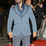 WWW.ENTSIMAGES.COM -    David Haye  arriving at   MOBO Awards 2014 at SSE Arena Wembley October 22nd 2014Annual awards show recognising the best in urban music which is supported by HTC Photo Mobis Photos/OIC 0203 174 1069