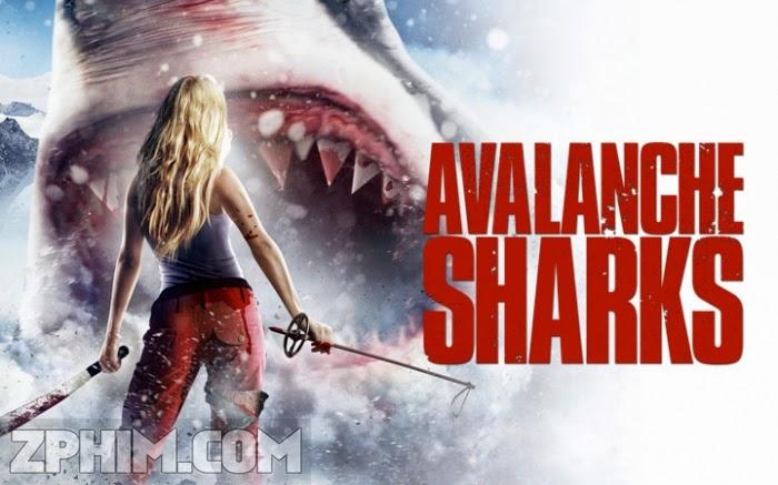 Ảnh trong phim Cá Mập Núi Tuyết - Avalanche Sharks 1