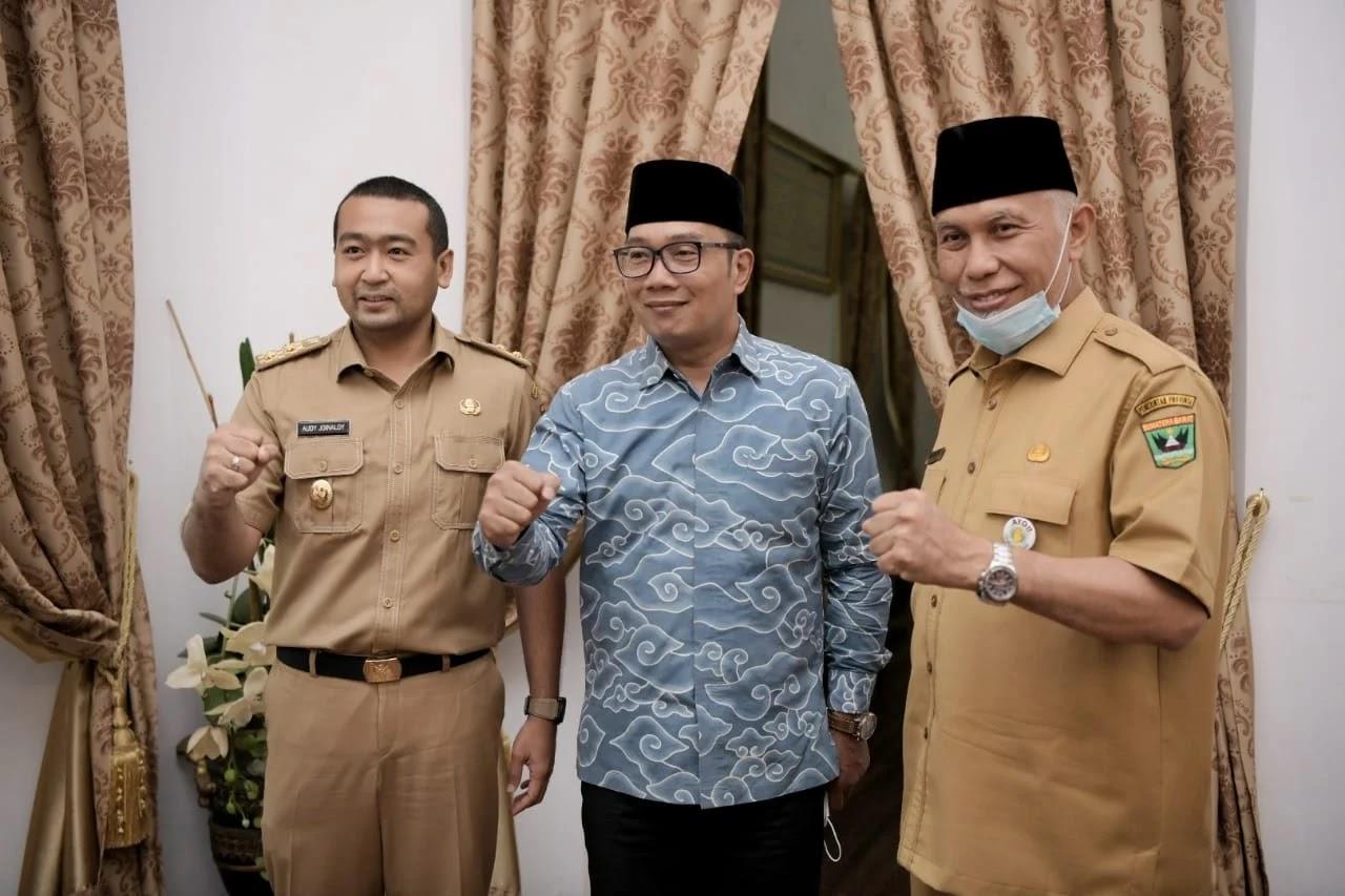 Didukung Wali Kota Payakumbuh, Ridwan Kamil Siap Maju Pilpres 2024