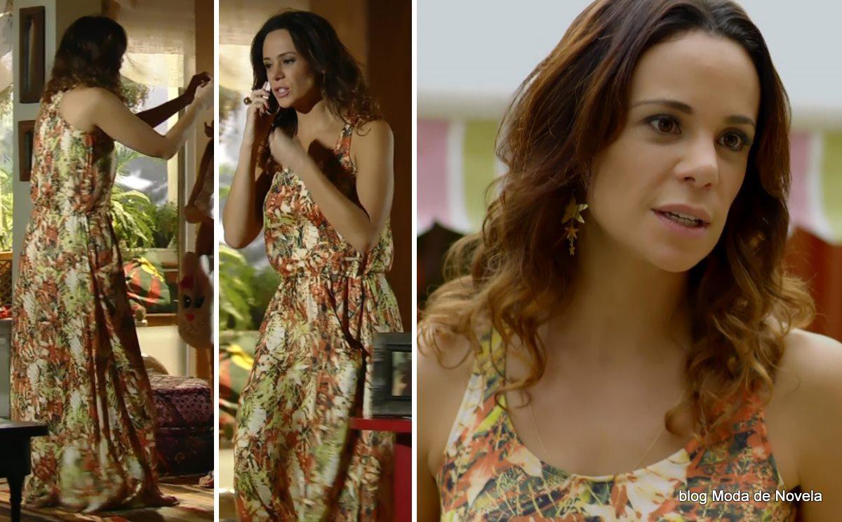 moda da novela Em Família - look da Juliana dia 9 de maio