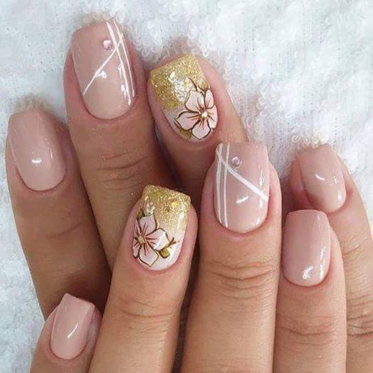 Elegant Nail Art Designs For 2017 ‹� Fashiong4