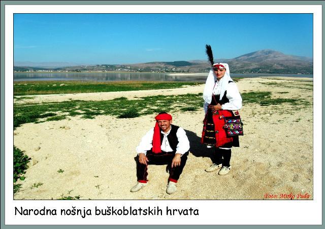 Narodna nošnja Buško blato
