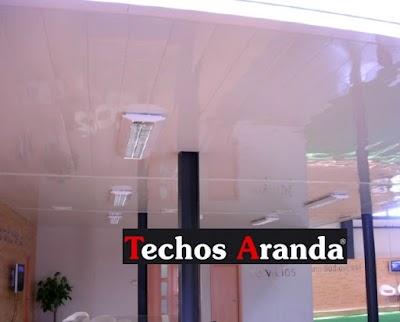 El mejor precio de montadores techos de aluminio Madrid