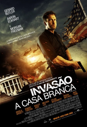 Invasão à Casa Branca (Dual Audio) BRRip XviD