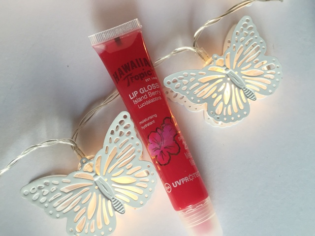Hawaiian Tropics Island Berry Lip Gloss SPF25