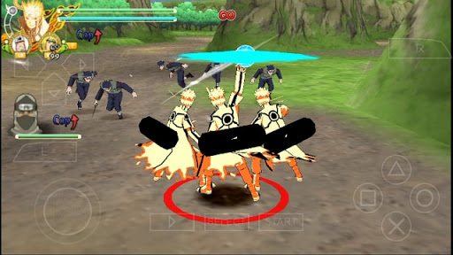 LANÇOU!! NEW NARUTO STORM 3 (MOD) NARUTO ULTIMATE NINJAN IMPACT PARA ANDROID PPSSPP (DOWNLOAD) 2019